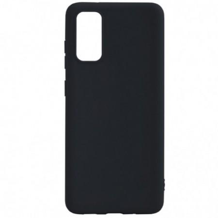 Husa TPU Silicon pentru Samsung S20 Plus, Negru
