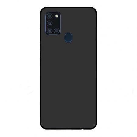 Husa TPU Silicon pentru Samsung M21 Negru