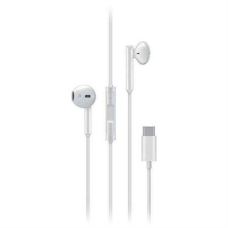 Casti Audio in Ear Huawei Type C ,Edition (CM33), Alb