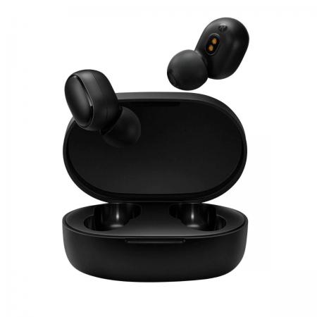 Casti bluetooth Xiaomi Mi True Wireless Earbuds Basic S Black