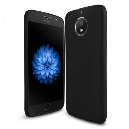 Husa TPU Silicon pentru Motorola Moto G6 Negru