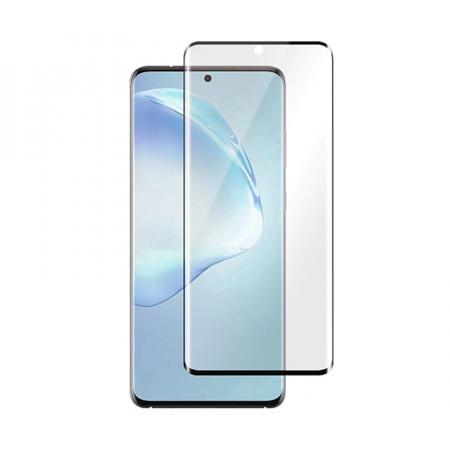 Folie sticla securizata Samsung S20 Plus, 9D Full Glue,Negru