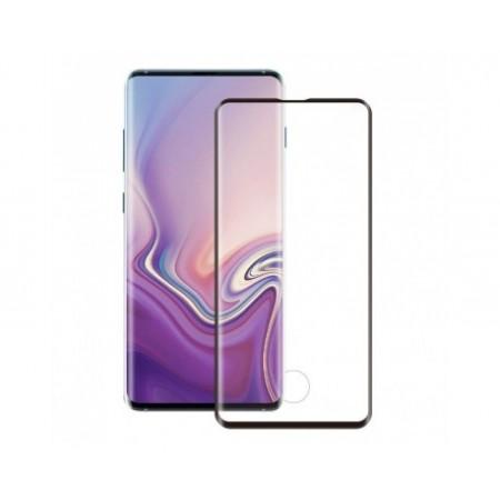 Folie sticla securizata Samsung S10, 9D, Full Glue, Negru