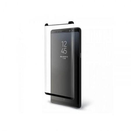 Folie sticla securizata Samsung Galaxy Note 9, 3D, Negru