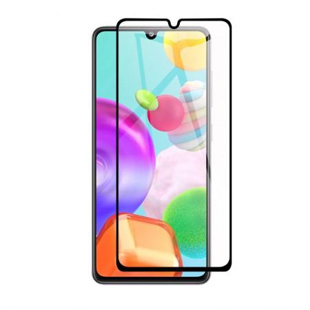 Folie sticla securizata Samsung A41 9D Full Glue