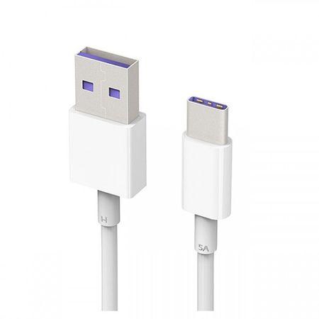 Cablu De Date, Huawei HL-1289, TYPE-C 3.1, Alb