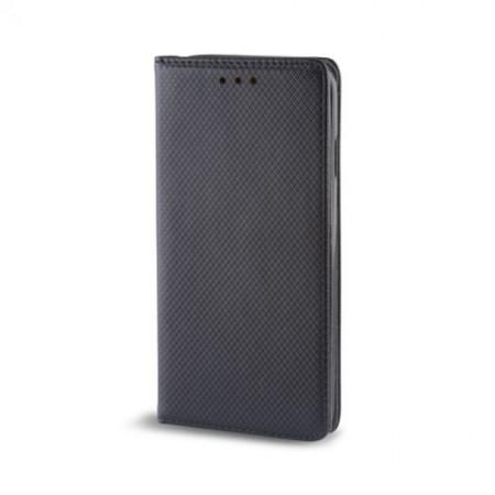 Husa Book Pocket Magnetic Lock Black Huawei P40 Lite 5G