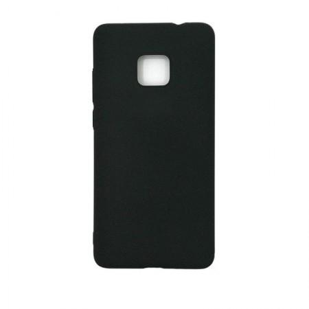 Husa TPU Silicon pentru Huawei Mate 20 Pro Negru