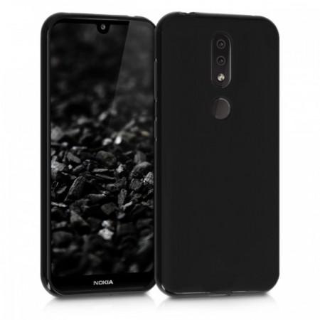 Husa TPU Silicon pentru Nokia 4.2 Negru