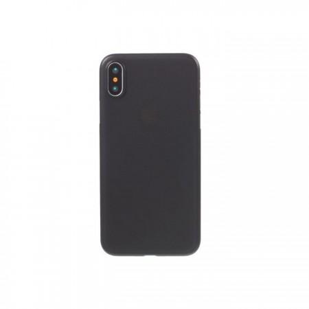 Husa TPU Silicon pentru Iphone X/ Iphone XS Negru