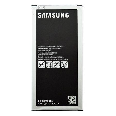 Acumulator Samsung EB-BJ710CBEGWW pentru Galaxy J7 (2016) J710F, J7 (2016) Dual SIM,3300mAh,Blister