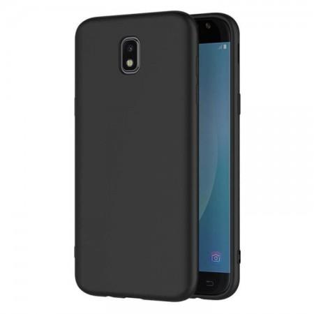 Husa TPU Silicon pentru Samsung J7 2017 Negru