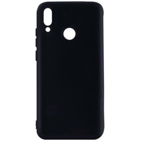 Husa TPU Silicon pentru Samsung M20 Negru