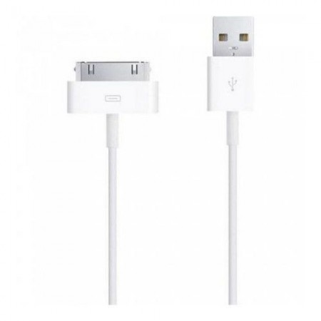 Cablu USB Apple MA591G/C Pentru Iphone 2G / 3G / 3GS /4 / 4G / 4S ,