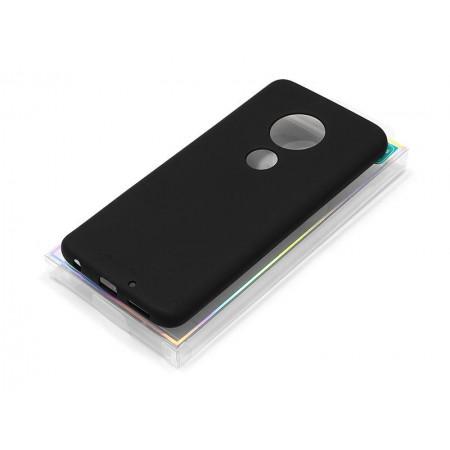 Husa TPU Silicon pentru Motorola Moto G7 Power Negru