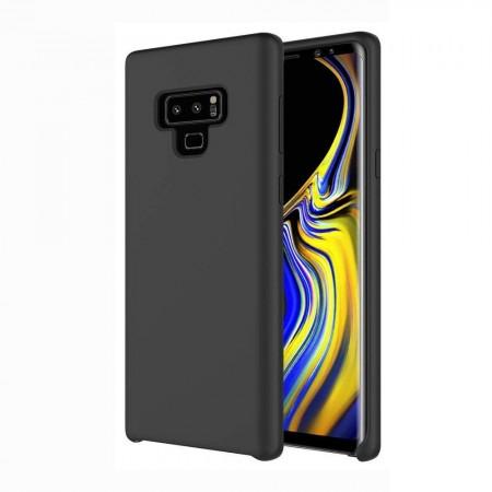 Husa TPU Silicon pentru Samsung Note 8 Negru