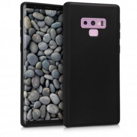 Husa TPU Silicon pentru Samsung Note 9 Negru