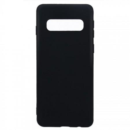 Husa TPU Silicon pentru Samsung S10E Negru