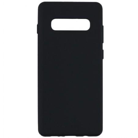 Husa TPU Silicon pentru Samsung S10 Plus Negru