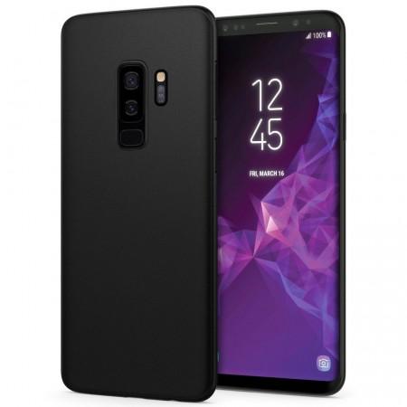 Husa TPU Silicon pentru Samsung S9 Plus Negru