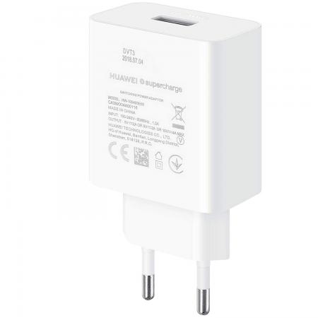 Incarcator retea Huawei CP84 Super Charge, Max 40W, Alb