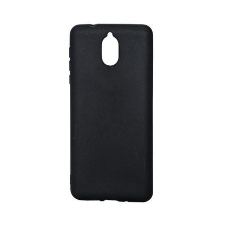 Husa TPU Silicon pentru Nokia 3.1 Negru