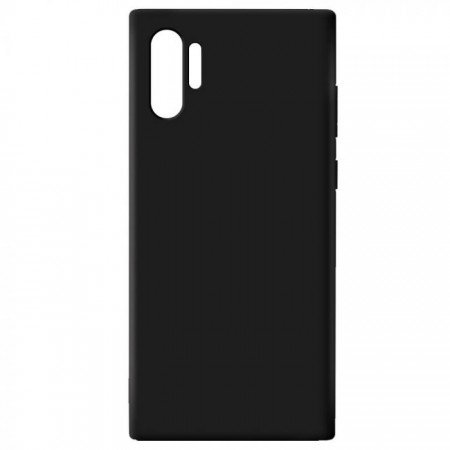 Husa TPU Silicon pentru Samsung Note 10 Plus, Negru