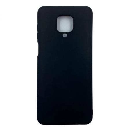 Husa TPU Silicon pentru Xiaomi Redmi Note 9 Pro, Negru